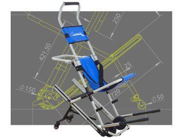 evacuation chair - leading chair