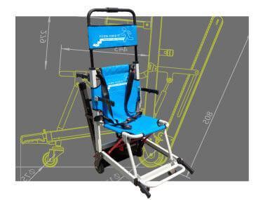 מובילים בפתרונות לניידות במדרגות - כסא חשמלי