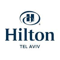 """לוגו - הילטון ת""""א"""