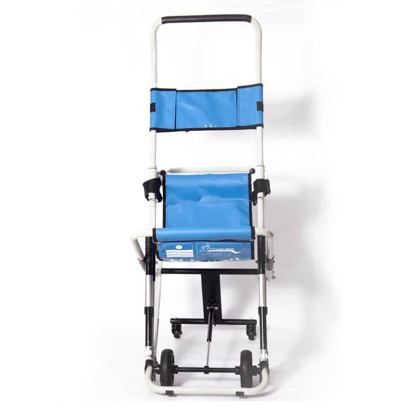 Evacuation and rescue chair | front view | Leading Chair Co.