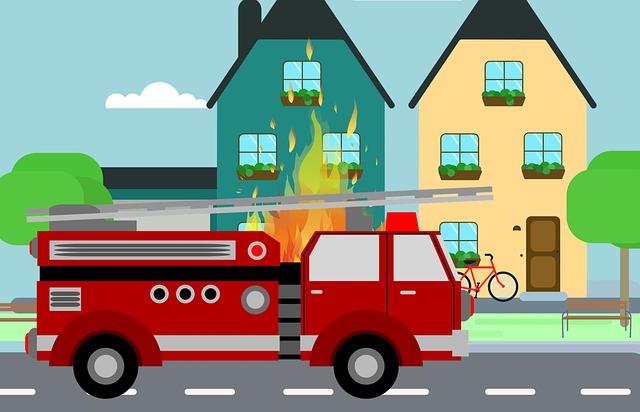 הפעולות שיש לעשות מול סכנת האש – כיבוי האש