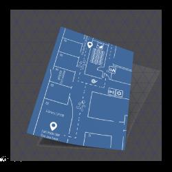 מפת מילוט - חברת הכסא המוביל